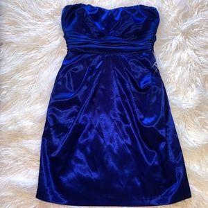 Teeze Me - Homecoming Strapless Dress